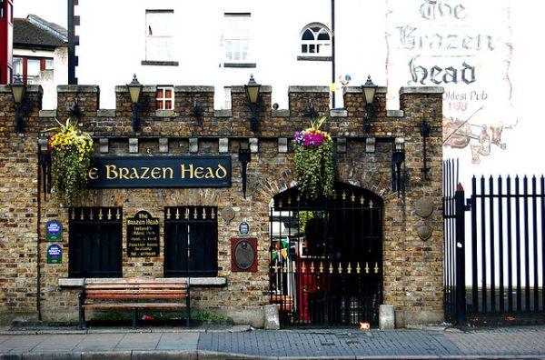The Brazen Head Pub 91