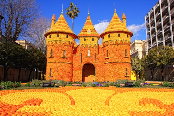 Din lume carnavaluri i festivaluri de nceput de an esky blog - Office de tourisme de menton ...