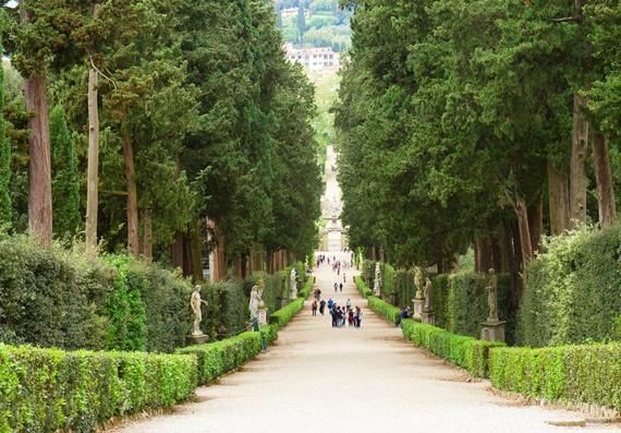 Relaxare în natură: 25 de grădini spectaculoase