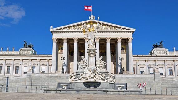 Imagini pentru Viena Parlament