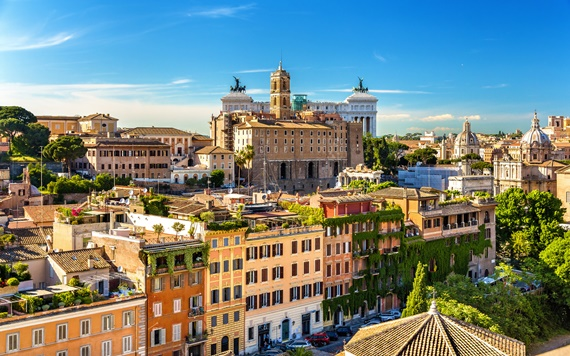 Orașul celor șapte coline: 15 orașe europene